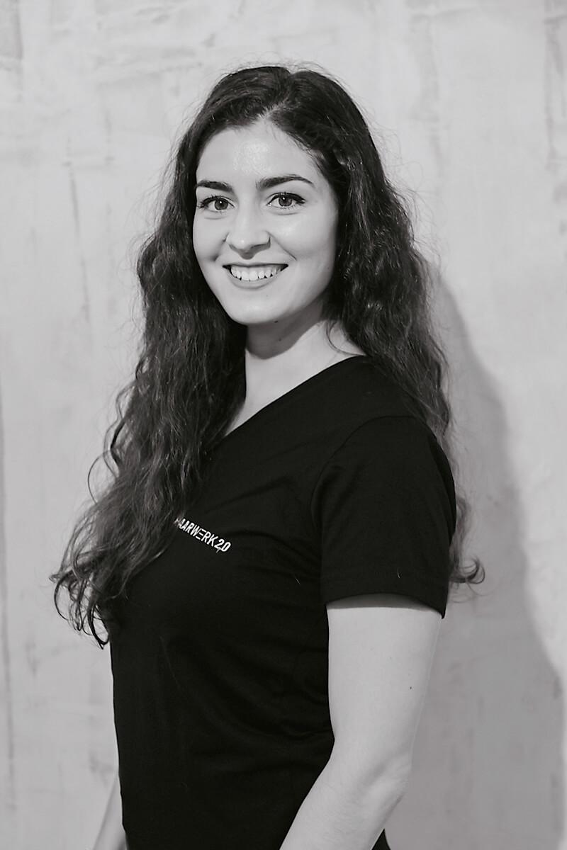 Haarwerk 2.0 Team Sara Pasqualini